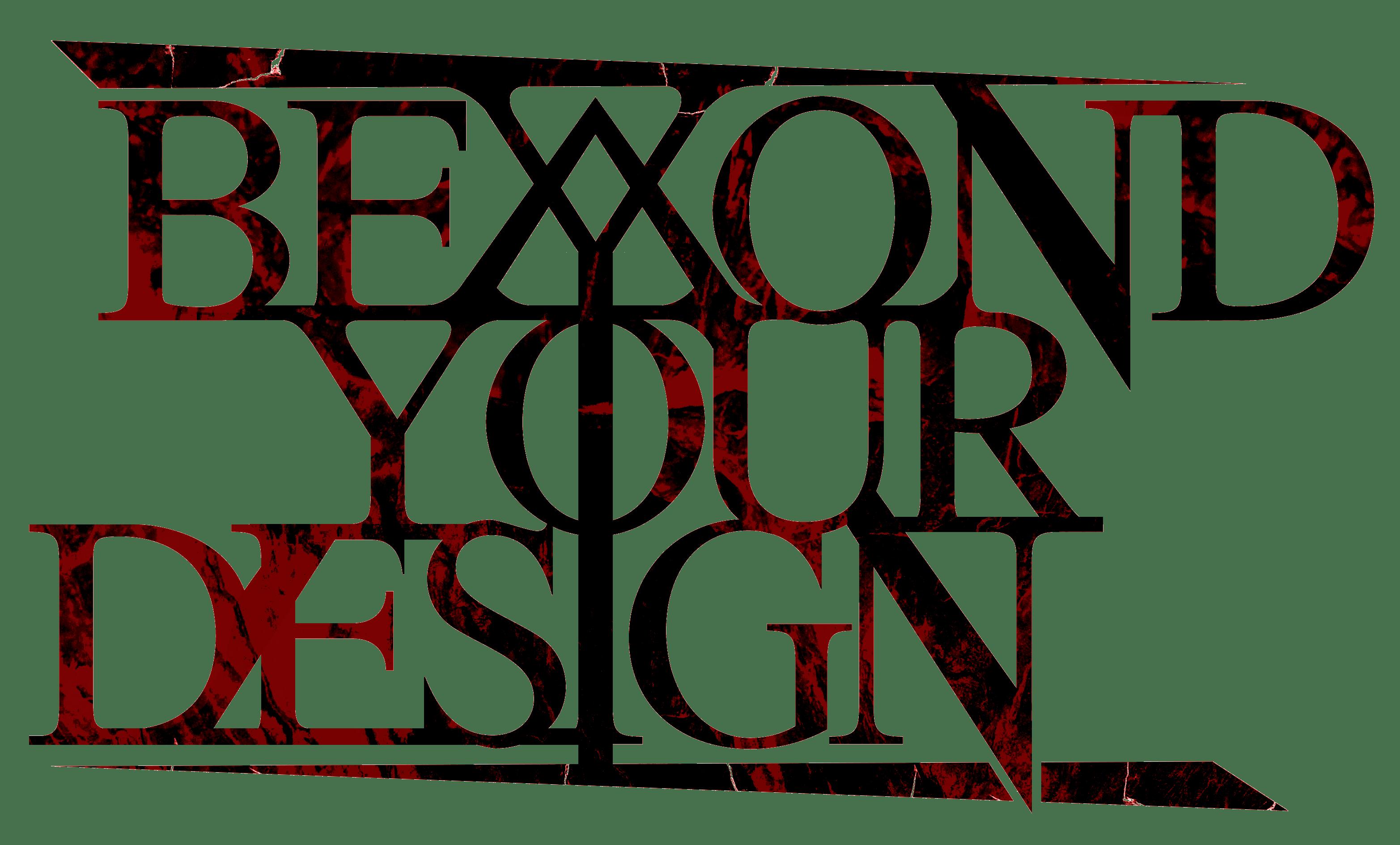 Beyond Your Design logo
