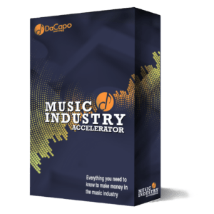 Music Industry Accelerator box