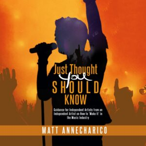 Just Thought You Should Know_Audio Book cover