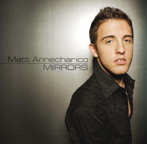 """Mirrors"" by Matt Annecharico cover art"