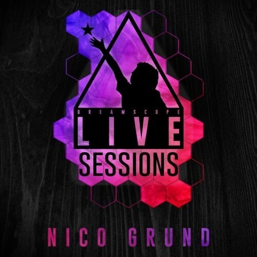 """""""Dreamscope Live - More Than Okay (Live)"""" by Nico Grund cover art"""