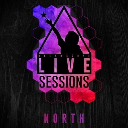 """""""Dreamscope Live - Easy or the Hard Way (Live)"""" by North cover art"""
